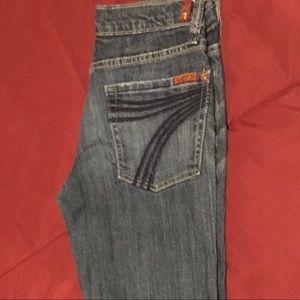 Seven Dojo Flare Jeans